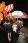 Model and actress, Molly Sims, joins King in New York City to celebrate the launch of Candy Crush Soda Saga