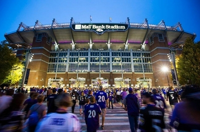 M&T Bank Stadium (PRNewsFoto/M&T Bank)