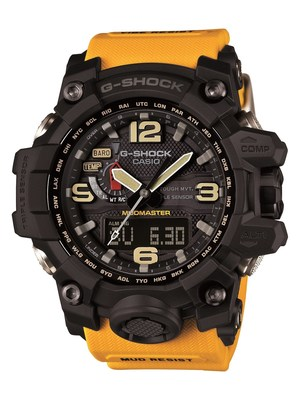 CASIO G-SHOCK EXPANDS MASTER OF G LINE-UP WITH THE RELEASE OF THE MUDMASTER