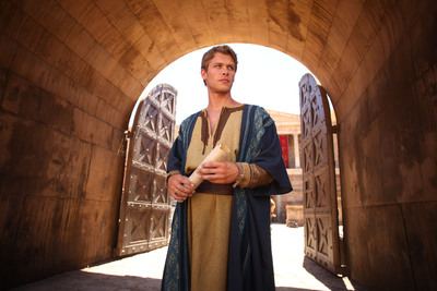 "Joseph Morgan stars as Judah Ben Hur in ""Ben Hur"" premiering Sunday, March 31 on Ovation.  (PRNewsFoto/Ovation)"