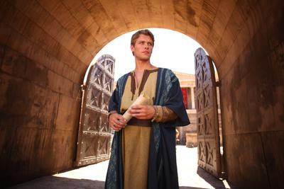 """Joseph Morgan stars as Judah Ben Hur in """"Ben Hur"""" premiering Sunday, March 31 on Ovation.  (PRNewsFoto/Ovation)"""
