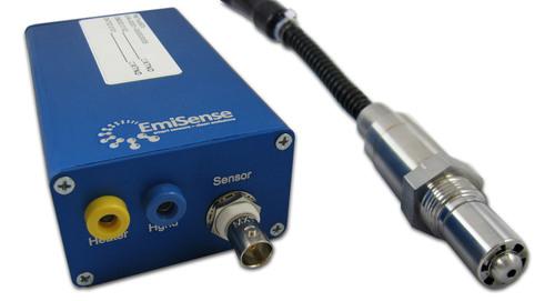EmiSense PMTrac(R) Particulate Matter Sensor.  (PRNewsFoto/EmiSense Technologies, LLC)
