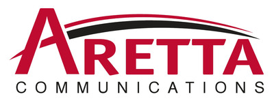 Aretta Comumunications, Inc. Logo.  (PRNewsFoto/Aretta Communications, Inc.)
