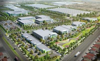 Goodman Commerce Center Eastvale Business Park