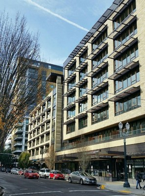 Modern property in Portland, Ore. Pearl District is newest Oakwood-branded building
