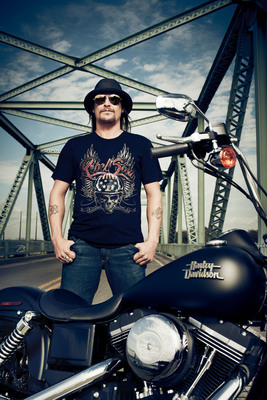 Kid Rock will be joined by Rock n' Roll Hall-of-Famers Aerosmith and superstar Toby Keith as headline performers for Harley-Davidson's 110th Anniversary Celebration in Milwaukee over Labor Day weekend.