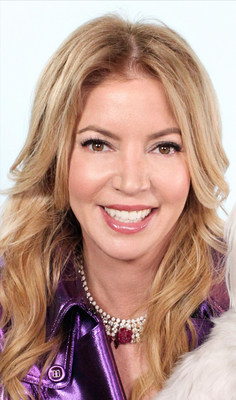 Jeanie Buss is honored