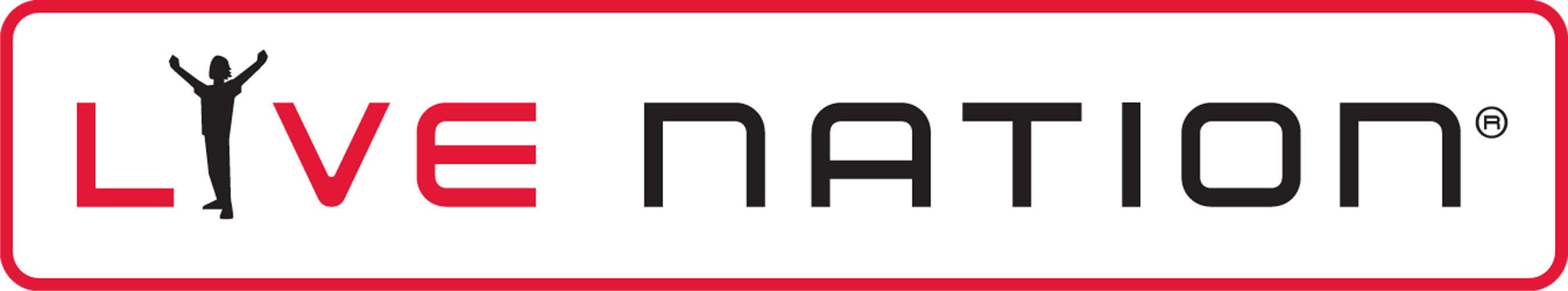Live Nation Logo.