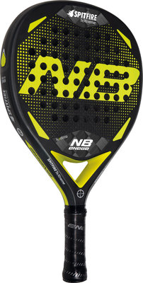 Enebe Padel - Spitfire Textreme racquet - reinforced by TeXtreme Technology