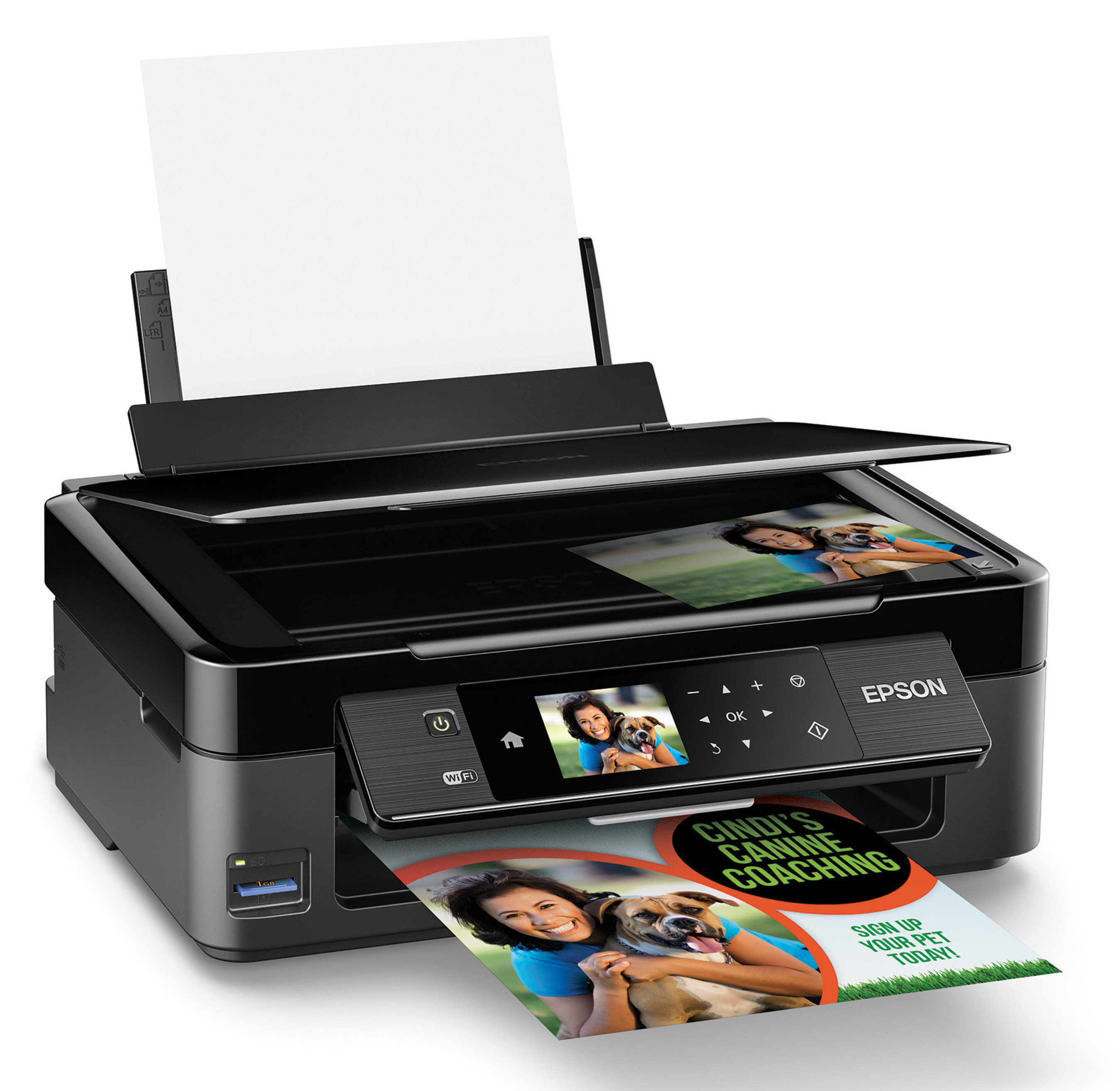 Epson Unveils New Expression Home XP-430 Small-in-One Printer