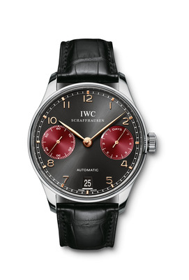 "IWC Portuguese Automatic Edition ""TRIBECA FILM FESTIVAL 2013"" ONE OUT OF ONE"