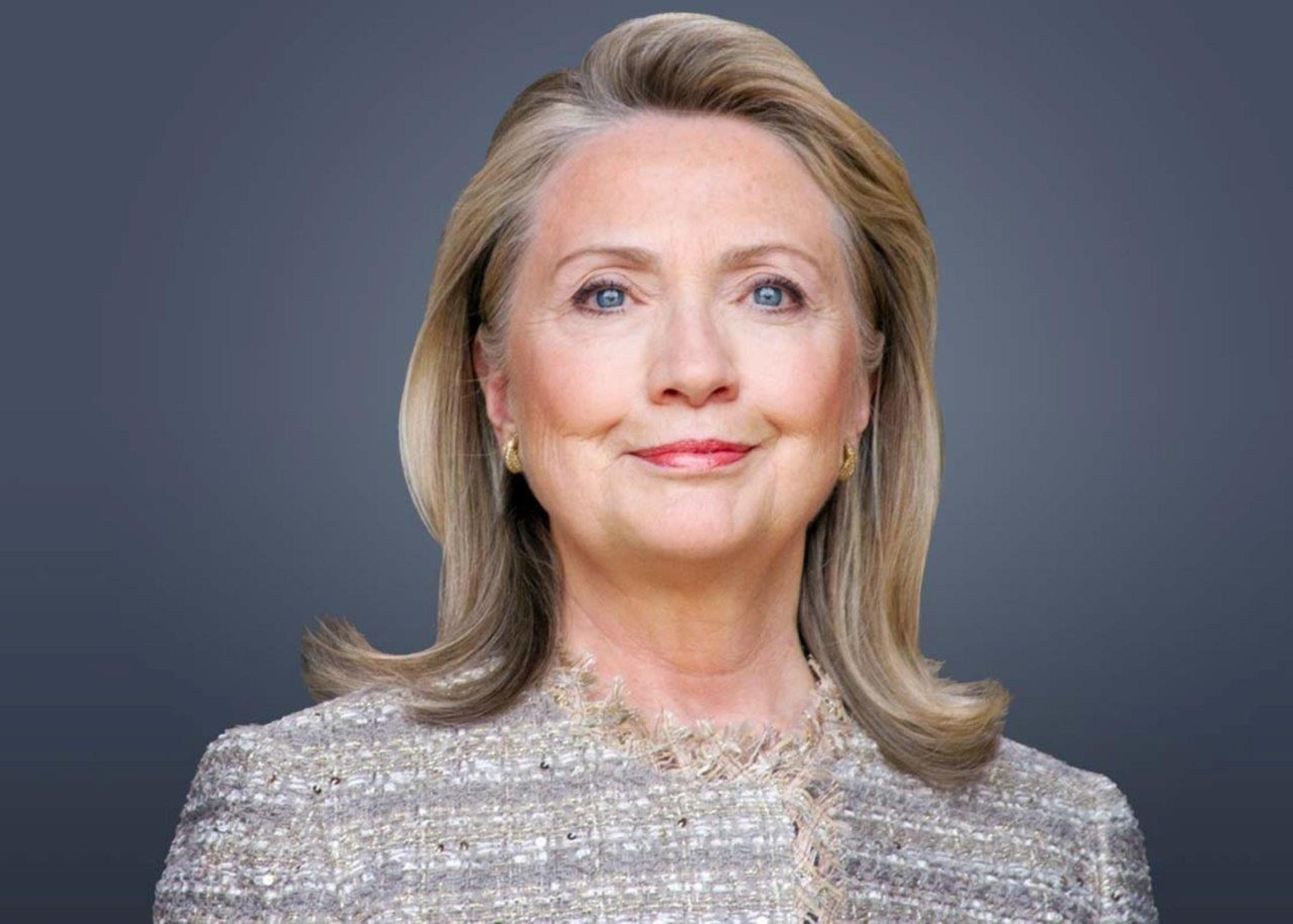 Former Secretary of State Hillary Rodham Clinton