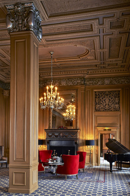 Sir Francis Drake Hotel Announces Renovation Completion Including Compelling Meeting and Event Spaces.