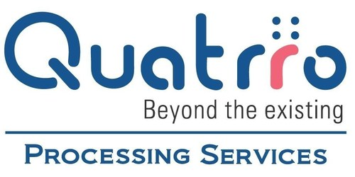 Quatrro Processing Inc Logo (PRNewsFoto/Quatrro Processing Inc) (PRNewsFoto/Quatrro Processing Inc)