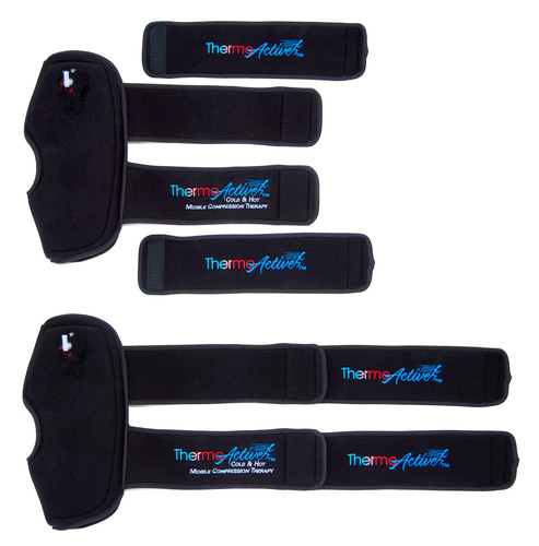 ThermoActive™ Extender Straps Add 10' in Circumference to Fit Larger Patients and Reduces Inventory