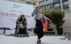 The 2014 Suzhou Jinji Lake Biennale represents SIP's cultural achievements over the past 20 years (PRNewsFoto/Suzhou Industrial Park)