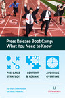 Press Release distribution can be fast, easy, and successful with tips shared in PR Newswire's white paper Press Release Boot Camp: What You Need to Know