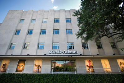 Film and television students will study at SCAD's convenient location in Midtown Atlanta.  (PRNewsFoto/Savannah College of Art and Design)