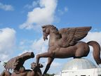 Pegasus & Dragon at Gulfstream Park, Miami, USA