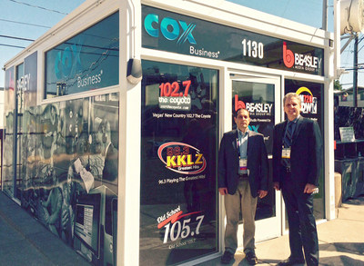New Radio Studio Part of Downtown Las Vegas Revitalization
