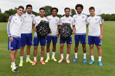 Chelsea FC chooses Hublot (PRNewsFoto/HUBLOT SA)