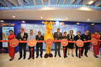 "Toys""R""Us, Inc. opens its 100th store in China. The world's leading dedicated toy and baby products retailer strengthens its brand presence and position in the growth market and celebrates milestone achievement with the grand opening of a new store in Beijing."