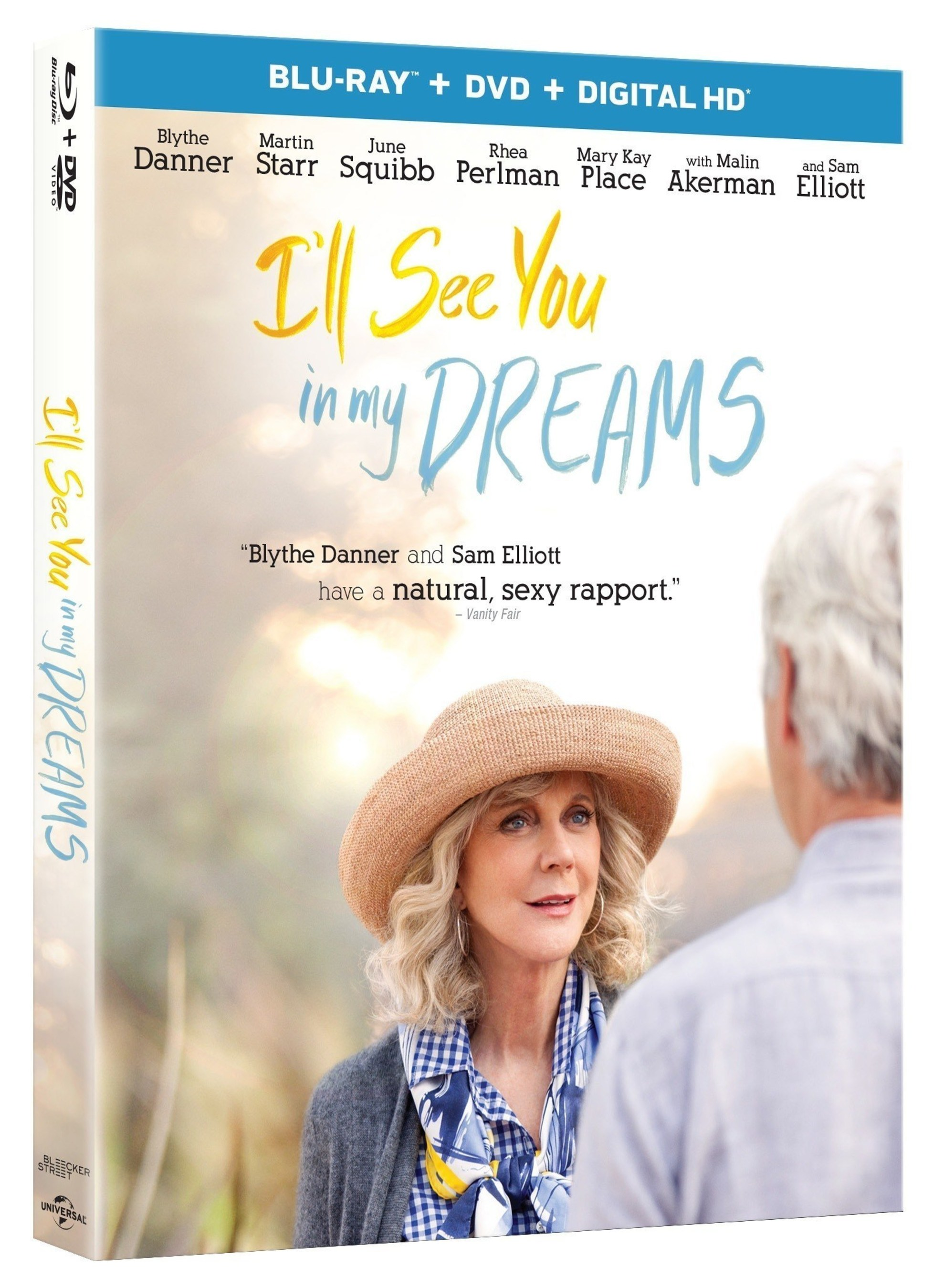 From Universal Pictures Home Entertainment: I'll See You In My Dreams