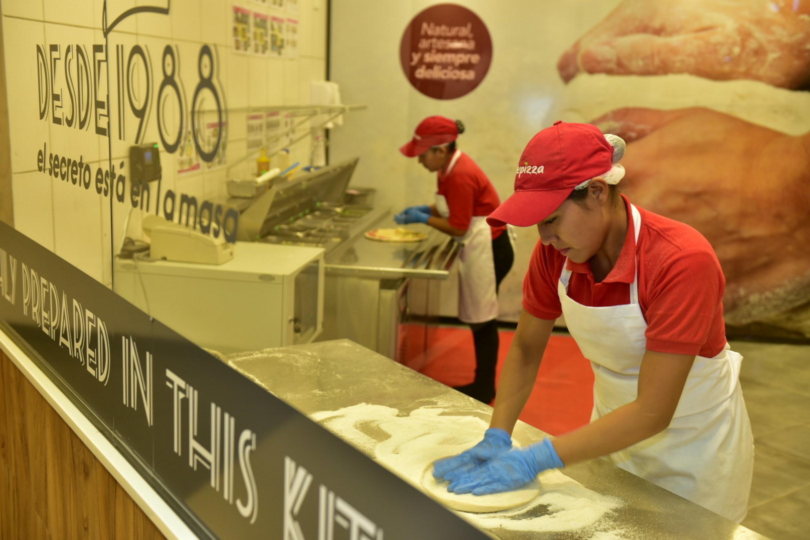 Telepizza avança na Bolívia: inaugura terceira loja e vai abrir mais duas antes do fim do ano