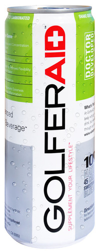 New and Innovative All-Natural Golf Beverage Designed to Enhance Golf Performance