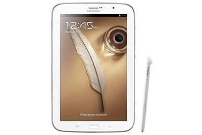 Samsung's GALAXY Note 8.0 with S Pen from Wacom.  (PRNewsFoto/Wacom)
