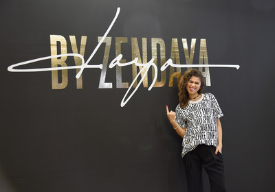 Zendaya Unveils Daya By Zendaya on November 3, 2016 in New York City.