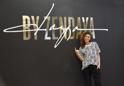 Zendaya Unveils Daya By Zendaya on November 3, 2016 in New York City.