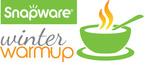 CHEF EMERIL LAGASSE AND SNAPWARE(R) CELEBRATE NATIONAL SOUP MONTH WITH THE WINTER WARM-UP ON FACEBOOK.  (PRNewsFoto/World Kitchen, LLC)