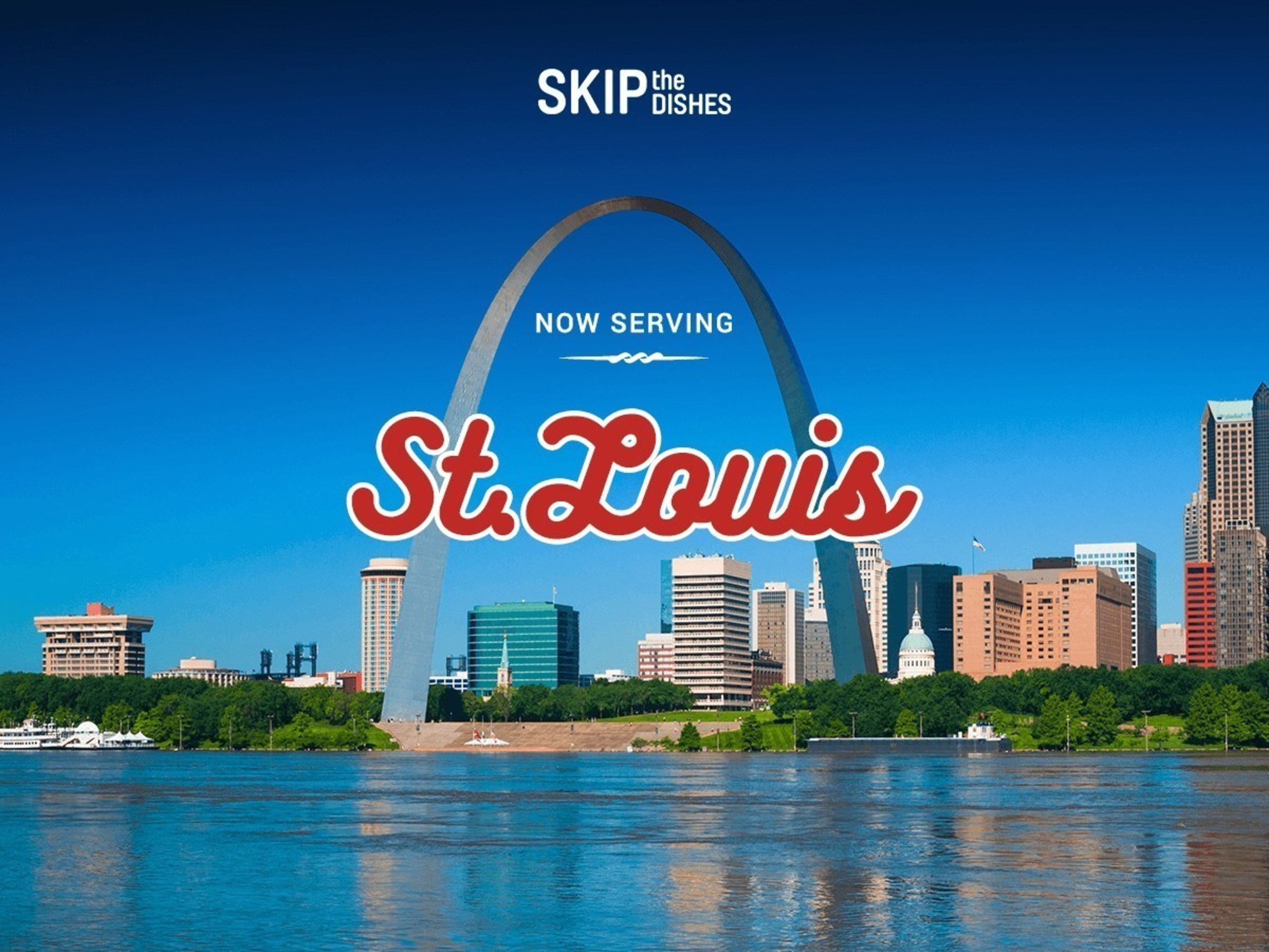 SkipTheDishes Launches St. Louis\'s Largest Food Delivery Network ...