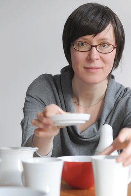 KAHLA porcelain – designer Barbara Schmidt (PRNewsFoto/KAHLA)