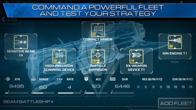 Command a Powerful Fleet and Test Your Strategy (PRNewsFoto/Astronest)
