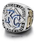 Kansas City Royals American League Championship Ring