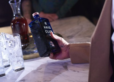 The first TV advertisement for the new Haig Club Clubman has been unveiled (PRNewsFoto/Diageo; Haig Club)
