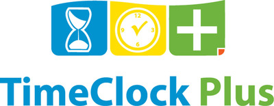 TimeClock Plus Logo.  (PRNewsFoto/Data Management Inc.)