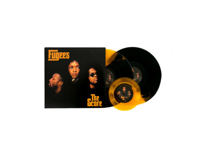 """Vinyl Me, Please, the """"best damn record club out there,"""" in association with Legacy Recordings, the catalog division of Sony Music Entertainment, announce that a special 20th Anniversary 2LP 12"""" vinyl edition of Fugees / The Score will be available exclusively to VMP members as the club's """"Record of the Month"""" for April 2016."""