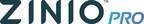 ZINIO Pro Logo (PRNewsFoto/ZINIO LLC)