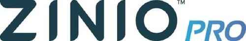 ZINIO Pro Logo (PRNewsFoto/ZINIO LLC) (PRNewsFoto/ZINIO LLC)