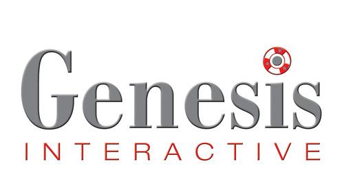 Genesis Interactive Logo.  (PRNewsFoto/Genesis Gaming Solutions, Inc.)