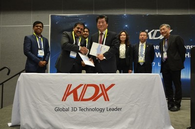 KDX sign strategic cooperation agreement with Epica