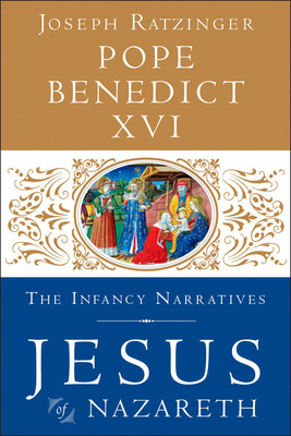 The final book in Pope Benedict's Jesus of Nazareth series will release November 21, 2012.  (PRNewsFoto/Image Catholic Books)