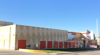 U-Haul has acquired and repurposed an abandoned dairy plant to better serve South Dakota customers through U-Haul Moving & Storage of Sioux Falls at 201 S West Ave.