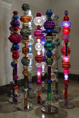 The Peninsula Chicago debuts art installation by renowned Korean artist Choi Jeong Hwa for Expo Chicago