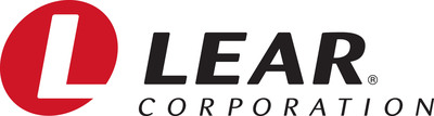 Lear Corporation Logo.  (PRNewsFoto/Lear Corporation)