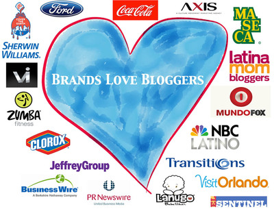 'Brands Love Bloggers' Program Renewed: 125 Latino and Multicultural Bloggers will attend Hispanicize 2013 Free. (PRNewsFoto/Hispanicize 2013) (PRNewsFoto/HISPANICIZE 2013)