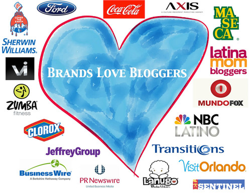 'Brands Love Bloggers' Program Renewed: 125 Latino and Multicultural Bloggers will attend Hispanicize ...